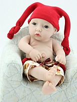 cheap -Reborn Doll New Design Baby Newborn lifelike Cute Full Body Silicone All Gift