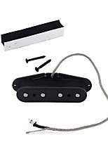 cheap -Professional Electric Guitar Accessory Pickup Electric Bass Fiber Copper wire Foam Musical Instrument Accessories 8.44*2.52*1.85cm