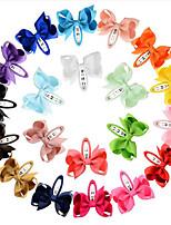Недорогие -Швейные булавки Аксессуары для волос Ткань парики Аксессуары Девочки 20pcs штук см Повседневные Милый стиль Для детской