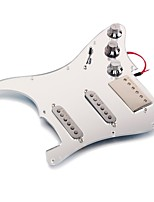 cheap -Professional Alnico Guitar Electric Guitar Material Metal Arylic Musical Instrument Accessories 28.5*22*2cm