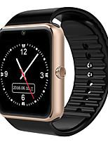 Недорогие -Муж. Жен. электронные часы Модные часы Спортивные часы Китайский Цифровой Bluetooth Календарь Светящийся Кожа Группа На каждый день Мода