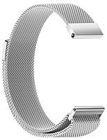 abordables -Bracelet de Montre  pour Gear Sport Samsung Galaxy Bracelet Sport Acier Inoxydable Sangle de Poignet