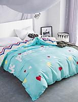 cheap -Duvet Cover Sets Contemporary 2 Piece Poly/Cotton 100% Cotton Reactive Print Poly/Cotton 100% Cotton 1pc Duvet Cover 1pc Sham