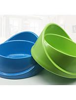 cheap -200l L Cats Bowls & Water Bottles Pet Bowls & Feeding Portable Green Blue