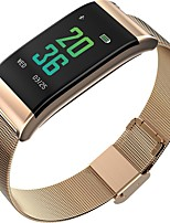 economico -Intelligente Guarda Bluetooth Calorie bruciate Contapassi Touch Sensor Controllo APP Pulse Tracker Pedometro Localizzatore di attività
