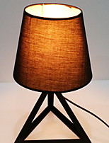 cheap -Traditional/Classic Decorative Table Lamp For Metal 220-240V Black