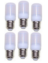 preiswerte -SENCART 6pcs 3W 300lm E14 G9 GU10 E26 / E27 B22 LED Mais-Birnen T 40 LED-Perlen SMD 5730 Dekorativ Warmes Weiß Kühles Weiß 85-265V