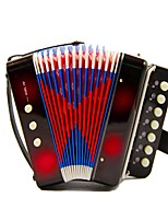 cheap -Accordion Toy Musical Instrument Toys Music Musical Instruments Plastics Pieces Children's Gift