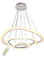 cheap -OYLYW Pendant Light Ambient Light - Mini Style Dimmable, LED Modern / Contemporary, AC100-240V, Dimmable With Remote Control, Bulb