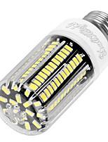 preiswerte -YouOKLight 1pc 8W 640lm E12 LED Mais-Birnen 136 LED-Perlen SMD 5733 Dekorativ Kühles Weiß 110-130V