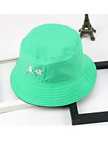 cheap -Unisex Casual Basic Cotton Sun Hat - Print Color Block, Basic
