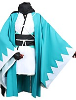 cheap -Inspired by Fate / Grand Order Other Anime Cosplay Costumes Cosplay Suits Cosplay Tops / Bottoms Other Long Sleeves Coat Sleeves Socks