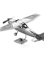 cheap -Spirit of St. Louis 3D Puzzles Metal Puzzles Plane / Aircraft Focus Toy Hand-made Metal 1pcs Standing Style Military Toy Kid's Adults'