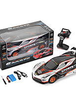 cheap -RC Car L209 4 Channel 2.4G Car 1:10 Brush Electric 35 KM/H