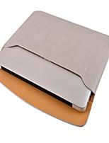 """Недорогие -Рукава для Сплошной цвет Кожа PU Новый MacBook Pro 15"""""""