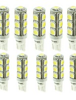 cheap -SENCART G4 BA9S T10 Car Motorcycle Light Bulbs 2.5W W SMD 5050 180-260lm lm 13 LED Turn Signal Light Foruniversal All years