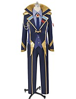 abordables -Inspiré par Macross Frontier Cosplay Manga Costumes de Cosplay Costumes Cosplay Autre Manches Longues Manteau Gilet Chemise Pantalon