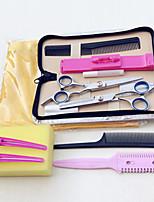 Недорогие -Смешанные материалы Особого назначения Гребень Ножницы 12 Все для стайлинга