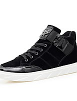 cheap -Men's Shoes Rubber Spring Summer Comfort Sneakers for Outdoor Black Blue