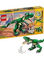Недорогие -Конструкторы 174 pcs Животные Взаимодействие родителей и детей Игрушки Динозавр Подарок