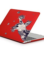 cheap -MacBook Case for Reindeer Plastic New MacBook Pro 15-inch New MacBook Pro 13-inch Macbook Pro 15-inch MacBook Air 13-inch Macbook Pro
