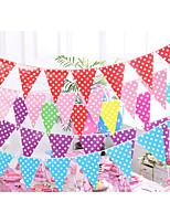 cheap -Wedding / Birthday Party Pure Paper Wedding Decorations Birthday / Wedding All Seasons