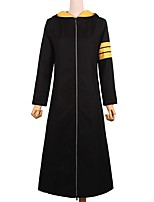 cheap -Inspired by One Piece Trafalgar Law Cosplay Anime Cosplay Costumes Cosplay Suits Other Long Sleeves Coat For Men's Women's