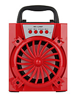 cheap -MS-129BT Bluetooth Speaker Bluetooth 2.1 3.5mm AUX Outdoor Speaker Red