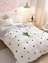 preiswerte -Gemütlich 100% Baumwolle 100% Baumwolle Reaktivdruck 300 Tc Geometrisch