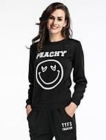 economico -T-shirt Per donna Con stampe, Alfabetico