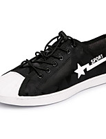 cheap -Men's Shoes Denim Spring Fall Comfort Sneakers for Casual Black