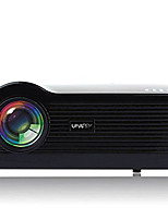cheap -U2 LCD Home Theater Projector 3000lm Android 4.4 Support 1080P (1920x1080) 25-250inch Screen