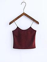 cheap -Women's Basic Blouse Strap