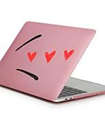 """Недорогие -MacBook Кейс для С сердцем пластик Новый MacBook Pro 15"""" Новый MacBook Pro 13"""" MacBook Pro, 15 дюймов MacBook Air, 13 дюймов MacBook Pro,"""