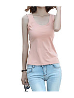 cheap -Women's Street chic Butterfly Sleeve T-shirt - Solid Colored, Bow Strap