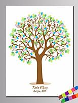 Недорогие -Рамы с местом для подписей Прочее Цветы Классика Урожай ThemeWithУзоры / принт
