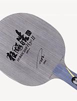 Недорогие -DHS® Hurricane HAO II CS Ping Pang/Настольный теннис Ракетки Пригодно для носки Прочный деревянный Углеродное волокно 1