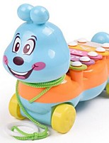 Недорогие -Ксилофон Музыкальная игрушка Игрушечные музыкальные инструменты Музыкальные инструменты 1pcs