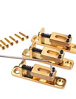 Недорогие -профессиональный Аксессуары Высший класс Гитара Новый инструмент Металлические Аксессуары для музыкальных инструментов 4.96*1.08*1.5