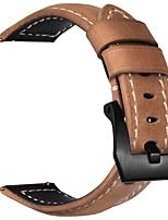 economico -Cinturino per orologio  per Gear Sport Gear S2 Classic Samsung Galaxy Chiusura classica Pelle Custodia con cinturino a strappo