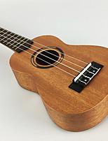 cheap -Ukulele Wooden Sounds 4 Musical Instruments