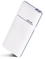 Недорогие -10000mAh Power Bank Внешняя батарея 5 Зарядное устройство КК 2.0 LED