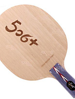 economico -DHS® TG 506+ CS Ping-pong Racchette Indossabile Duraturo di legno Fibra di carbonio 1