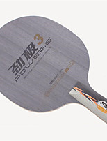 cheap -DHS® POWER.G3 CS Ping Pang/Table Tennis Rackets Wearable Durable Wooden One-piece Suit