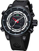 cheap -WEIDE Men's Digital Fashion Watch Sport Watch Japanese Calendar / date / day Water Resistant / Water Proof Large Dial Casual Watch Dual