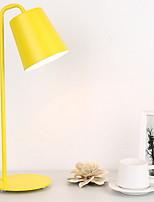 Недорогие -Традиционный/классический Декоративная Настольная лампа Назначение Металл Белый Черный Красный Желтый
