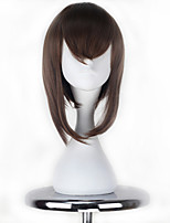 cheap -Cosplay Wigs Kantai Collection Other Anime Cosplay Wigs 38 CM Heat Resistant Fiber All