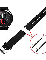 cheap -Watch Band for Huami Amazfit A1602 Xiaomi Sport Band Silicone Wrist Strap