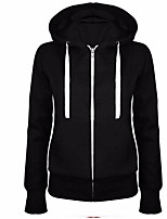 cheap -Men's Hoodie - Solid, Print