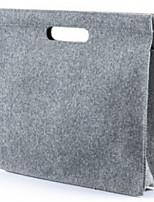 Недорогие -Рукава для Сплошной цвет текстильный MacBook 12''